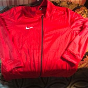 Nike dri-fit track jacket